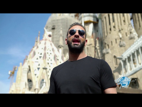 Celebrity Travel - Barcelona S01E01 26/4/2017