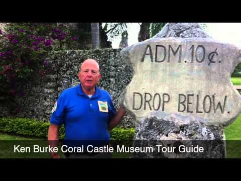 Coral Castle Travel Channel
