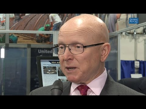 Eastern Shipbuilding Group's Papp on Offshore Patrol Cutter, Force Structure, USCG Budget
