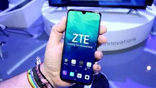 ZTE Axon 10 Pro 5G - present to your attention