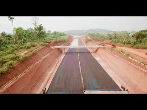 Yaounde  Nsimalen Expressway Project