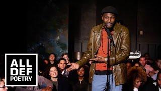 "Brutha Gimel - ""Spoken Infatuation""   All Def Poetry x Da Poetry Lounge"