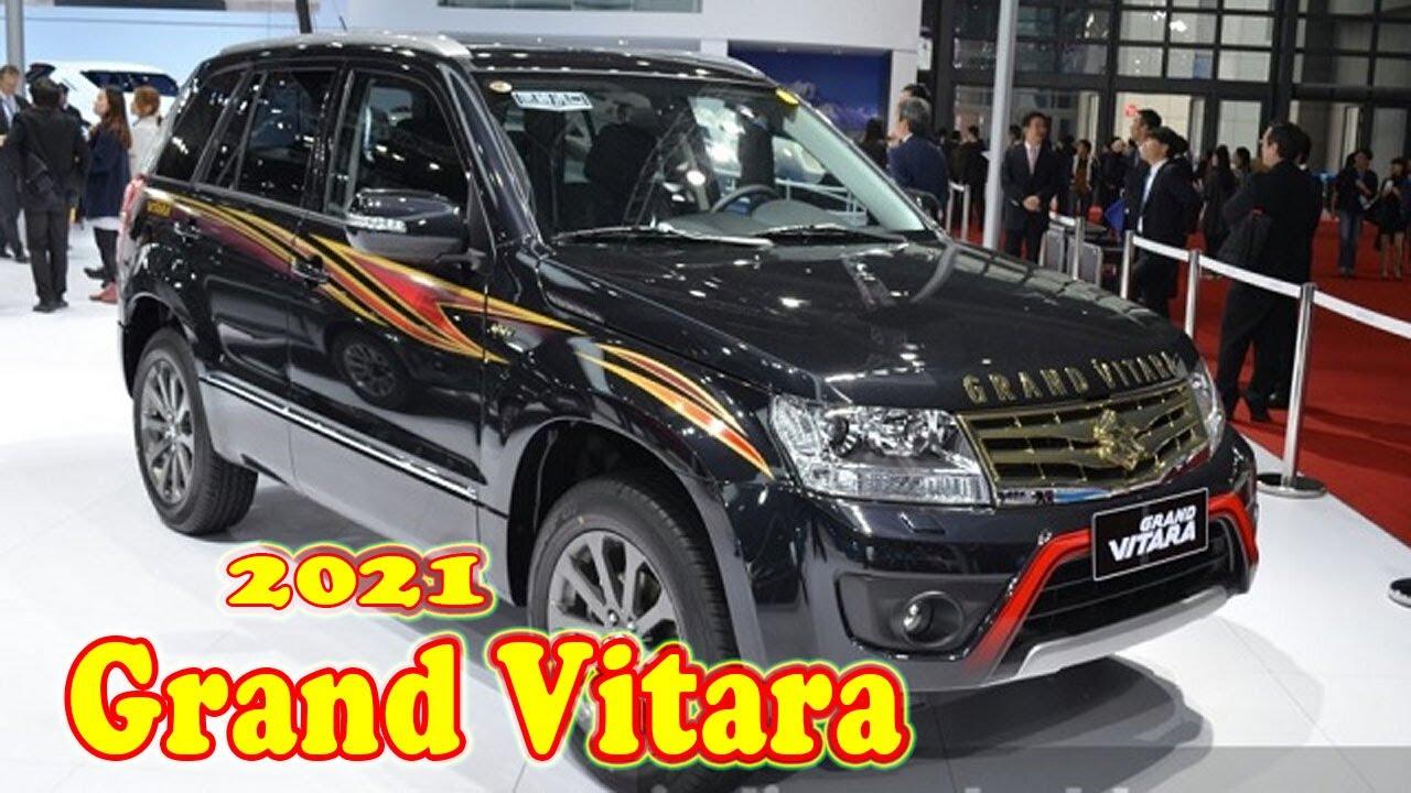 2021 Suzuki Grand Vitara Wallpaper
