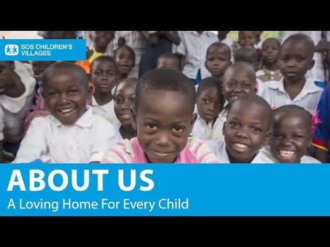 About Us: A Loving Family For Every Child | SOS Children's Villages
