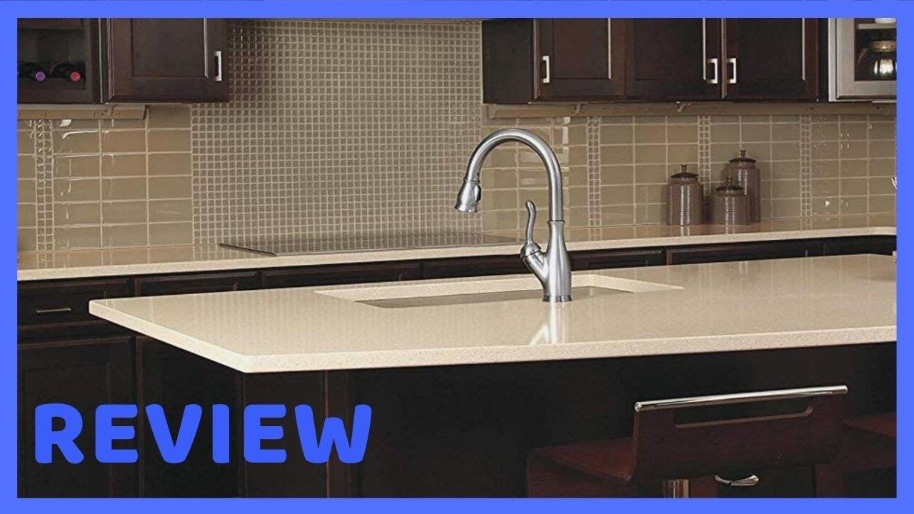 Delta Leland Kitchen Faucet Review Youtube
