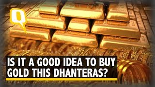 Should You Buy Gold On Dhanteras? Let's Understand Markets First