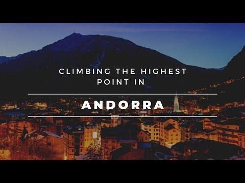EURO 48 - Pic de Coma Pedrosa, Andorra