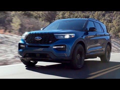 2020 Ford Explorer ST | Driving, Interior, Exterior