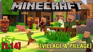 Minecraft 1.14 ► Изумруды ► №11 стрим