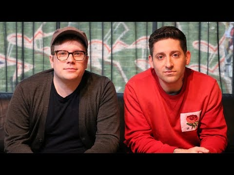 Fall Out Boy's Patrick and Joe Talk 'MANIA', Gaten Matarazzo, 'Soul Punk' & More