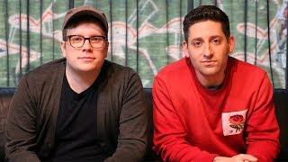 Fall Out Boy's Patrick and Joe Talk 'MANIA', Gaten Matarazzo, 'Soul Punk' & More | PopBuzz Meets