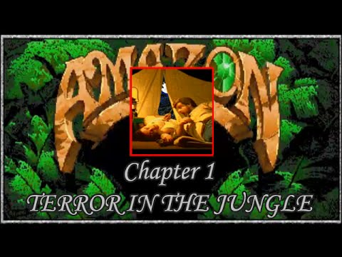 GreenGimmick Gamming – Amazon: Guardians of Eden - Chapter 1: Terror in the Jungle