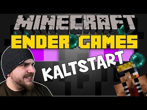 KALTSTART | MINECRAFT ENDERGAMES  ☢ [DEUTSCH] Lets Play Minecraft