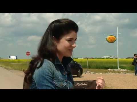 Gabrielle Miller  on Corner Gas Movie  Lindsay Dunn