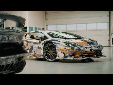 Upcoming Lamborghini Aventador SVJ Is Now The Fastest Production Car At The Ring