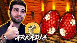 ARKADIA - DIA DE HUEVOS! ¿QUE SALDRA?