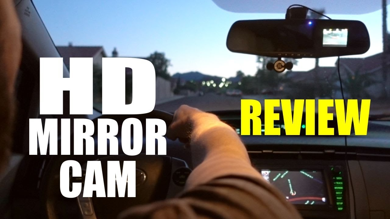 Hd Mirror Cam Review First Look