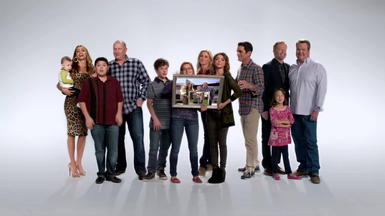 Modern Family Opening Creditsscene Intro 1080P Full Hd -3407