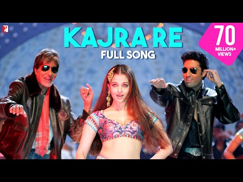 Kajra Re - Full Song | Bunty Aur Babli | Amitabh...