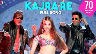Video Kajra Re - Full Song | Bunty Aur Babli | Amitabh Bachchan | Abhishek Bachchan | Aishwarya Rai download MP3, 3GP, MP4, WEBM, AVI, FLV Juni 2018