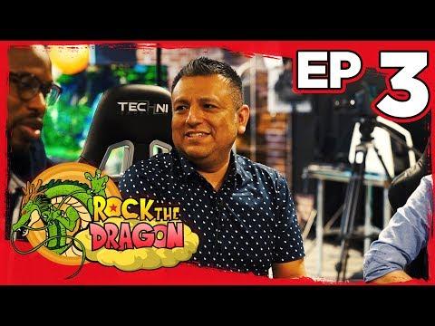 PERUVIAN ROTISSERIES CHICKEN w/Alex Valle - Rock The Dragon: Journeys Ep. 3