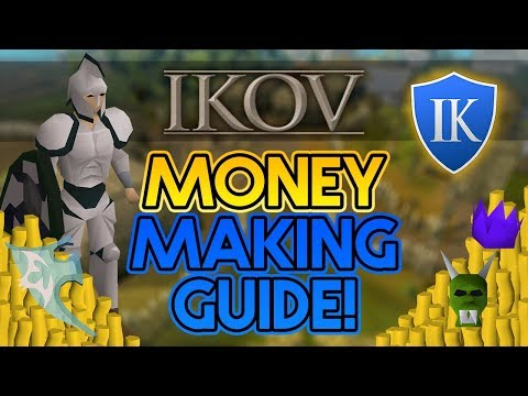 Ikov RSPS | BEST Money Making Guide + Methods 2019 - GET RICH QUICK! + Giveaway