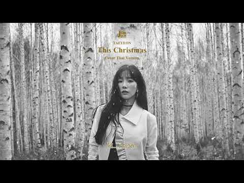 [Thai ver.] TAEYEON 태연 'This Christmas' | Cover by Jeaniich