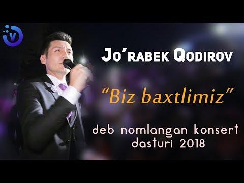 Jo'rabek Qodirov - Konsert 2018 | Журабек Кодиров - Концерт 2018