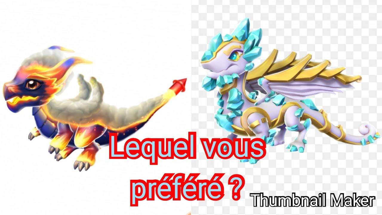 Dragon Mania Legends Comment Avoir Un Dragon Sacr
