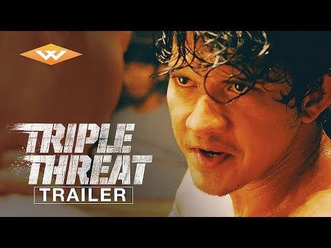 TRIPLE THREAT (2019) Official Trailer | Iko Uwais, Tony Jaa, Michael Jai White, Scott Adkins