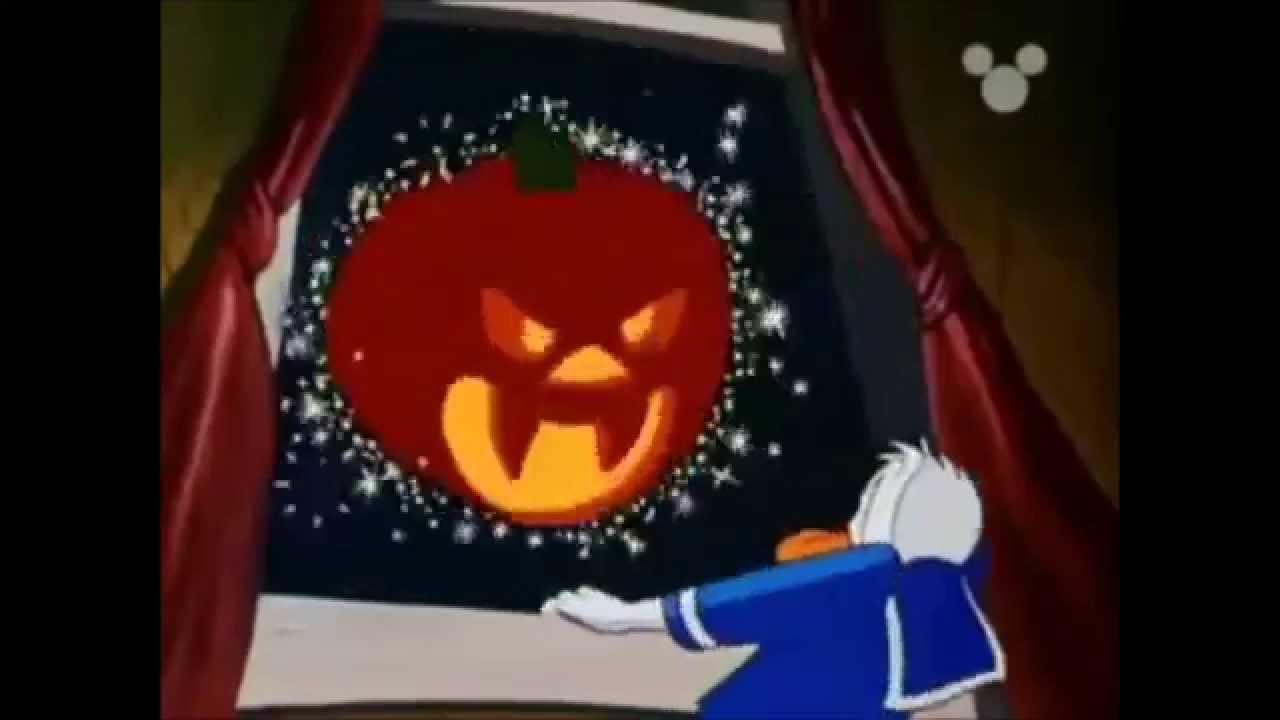 La notte di halloween paperino youtube