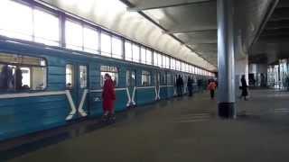 moscow metro,station vorob