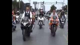 ÖZCAN SEDA DÜĞÜN / MOTORSİKLET KORTEJ / BURSA