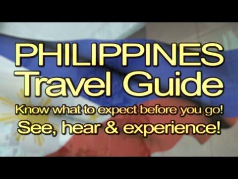 AWALK - EP131 - 1 Hour - Philippines Travel Guide - Season 1