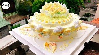 Royal cake decorating bettercreme (494) Học Làm Bánh Kem Đơn Giản Đẹp (494)
