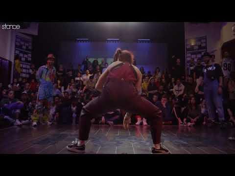 Funky J vs Ruben (locking final) //...