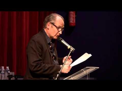 Hippolyte Girardot lit L'Infinie Comédie, de David Foster Wallace