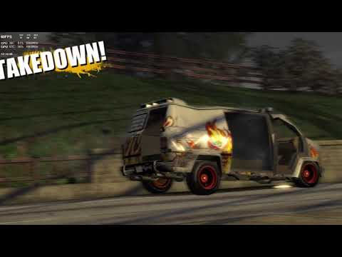 Burnout Paradise -typical road rage