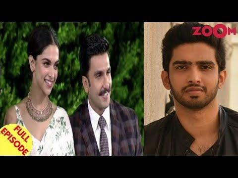 Ranveer-Deepika To HOST Mumbai's Reception On 28th? | Amaal Malik On #MeToo Wave & More