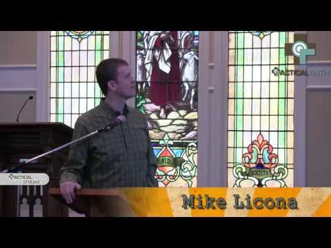 """The New Testament: Text, Translation, Canon"" - Mike Licona"