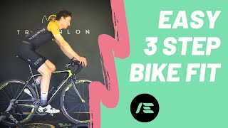 How To Do a Bike Fit In 3 Steps