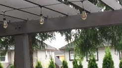 SOLUTION: Trouble Dimming Ōve Heavy Duty LED Edison style string lights?