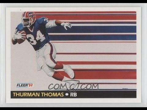 Thurman Thomas - The Thurmanator pt. 1