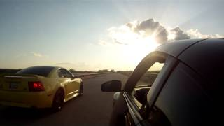 Nissan 350z Vs. Ford Mustang Gt