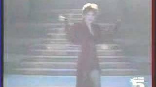 Mylène Farmer (cherchez la femme la cinq 1986)