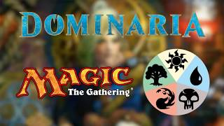 MULTICOLORIDO - Dominaria - Todos os Cards - Magic the Gathering - Spoilers - Game Over