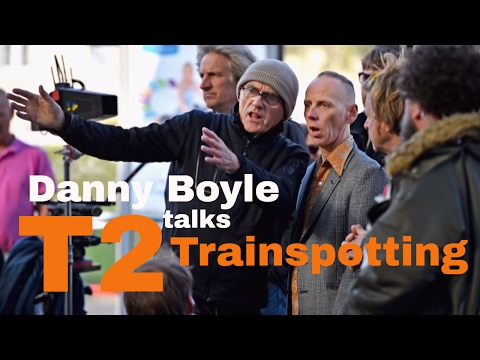 Danny Boyle interviewed by Mark Kermode and Simon Mayo