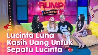 RUMPI - Lucinta Luna Kasih Uang, Nebak Sepatu Lucinta (17/1/20) PART4