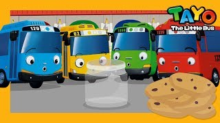 Who Took The Cookie? l Tayo Cookie Song l Car songs l Tayo the Little Bus