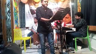 Gourab Sarkar - Mathay Ajhor Bristi niye